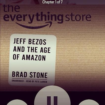 Ebooks et livres audio : Amazon changera-t-il la manière de lire ?   Voix Off - Lecteur Livres audio   Scoop.it