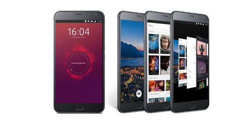 The latest high-end Ubuntu phone will be available globally   ZDNet   Ubuntu Touch Phones and Tablets   Scoop.it