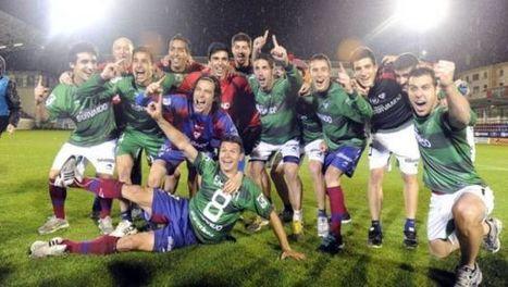 Ukir Sejarah, Eibar Rebut Tiket Promosi La Liga | AboutBC - Deporte | Scoop.it