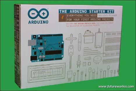 Arduino Starter Kit | tecno4 | Scoop.it