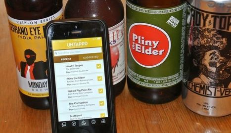 6 great apps for the craft beer lover | International Beer News | Scoop.it