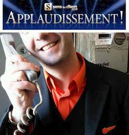 APPLAUDISSEMENT : Pierre-Gabriel l'homme qui enchante les vols d'Easyjet | Web Marketing Magazine | Scoop.it