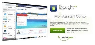 ibought lance un assistant Conso sur iPad, révolutionner l'expérience des achats... | Voice & Money | Scoop.it