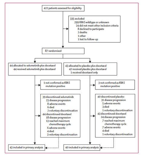 Effectively targeting KRAS in lung cancer with a MEK inhibitor | Legislacíon, Ciencias de la salud y Derecho | Scoop.it