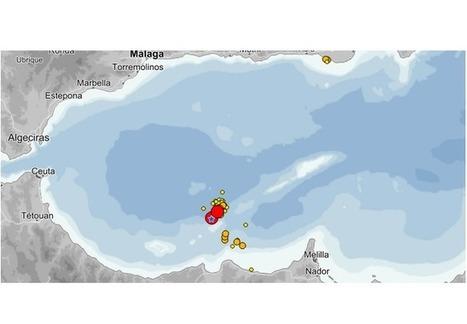 Un séisme de magnitude de 6,1 enregistré en Méditerranée | Chronique d'un pays où il ne se passe rien... ou presque ! | Scoop.it