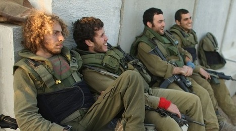 50 Israeli Reservists Refuse To Serve in Gaza War | Coffee Party News | Scoop.it