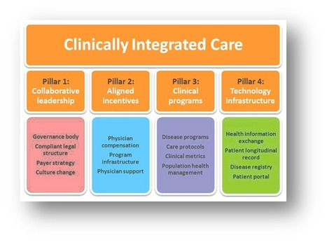 The 4 Pillars of Clinical Integration | Clinical leadership | Scoop.it
