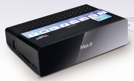 Jesurun A19 and Mele M5 Android STBs Powered by AllWinner A20 | Embedded Systems News | Scoop.it