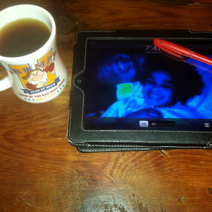 @RedPenCoffee A Red Pen, Cup of Coffee, and an iPad   Teacher Blogs & Sites   Scoop.it