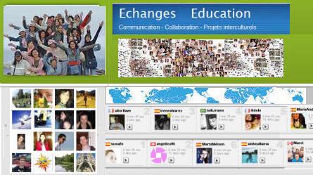 Communication, Projets Télécollaboration, Echanges scolaires | Echanges Langues Education | Scoop.it
