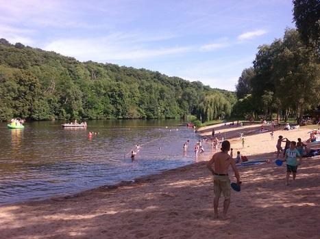 Si on partait « Destination plage » ? | A découvrir dans le Pays Châtelleraudais | Scoop.it