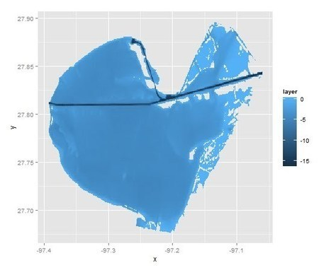 Importing spatial data into R - Statistics, dat... | R, SAS, SPSS ,Big data, JSON and anything a Predictive Analyst Needs | Scoop.it