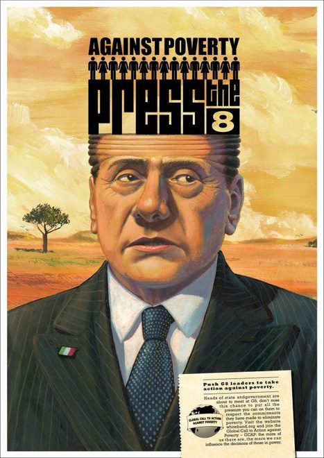 Berlusconi in advertising | Socialart | Scoop.it
