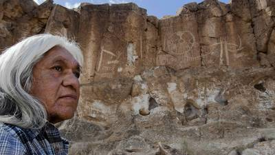 Petroglyph thefts near Bishop stun federal authorities, Paiutes | Archaeology News | Scoop.it