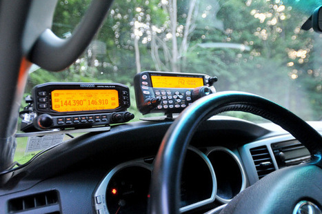 Amateur radio operators thrive on communication - Indiana Gazette | PSK31, JT65, Olivia, and more | Scoop.it