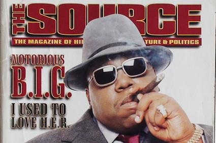 Biggie n'avait plus que quelques jours à vivre et faisait la couv' de The Source en avril 1997 | Rap , RNB , culture urbaine et buzz | Scoop.it