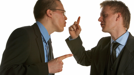 How to deal with conflict in the workplace | Quest 1 | Scoop.it