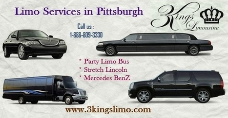 Limousine Service in Pittsburgh PA | Luxury Car Travel Limousine | Scoop.it