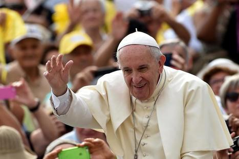 "Pope Proposes Care for the Environment As a New Work of Mercy (""earth is an immense pile of filth"") 