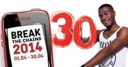 Arriva Break the Chains, l'iniziativa che spezza la catena dell'HIV | Gay Italia | Scoop.it
