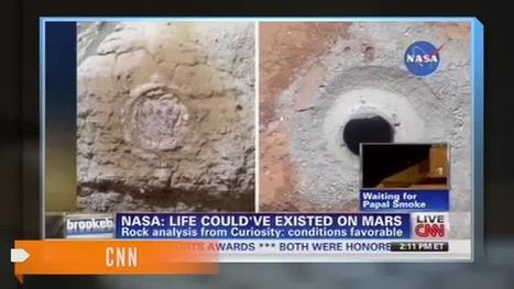 Mars Could Have Supported Life, NASA Finds   Video   Life Beyond Earth   Scoop.it
