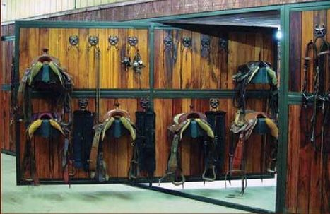 Barn Building 101: Tack, Feed and Other Rooms- Best Horse Stalls | Horse and Rider Awareness | Scoop.it