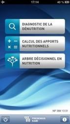 NutriKabi : application dédiée à la nutrition clinique - Buzz-esanté | Social Media, TIC y Salud | Scoop.it