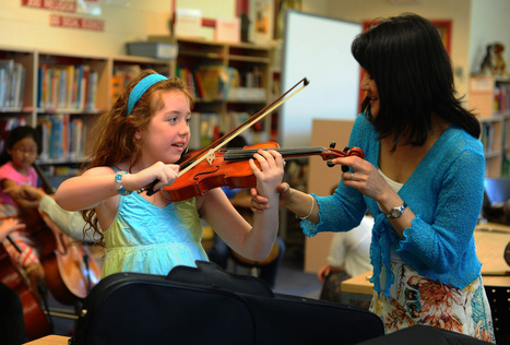 The many benefits of music lessons - Toronto Star | Digital Technology | Scoop.it