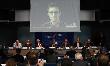 Edward Snowden: US government spied on human rights workers | Gentlemachines | Scoop.it