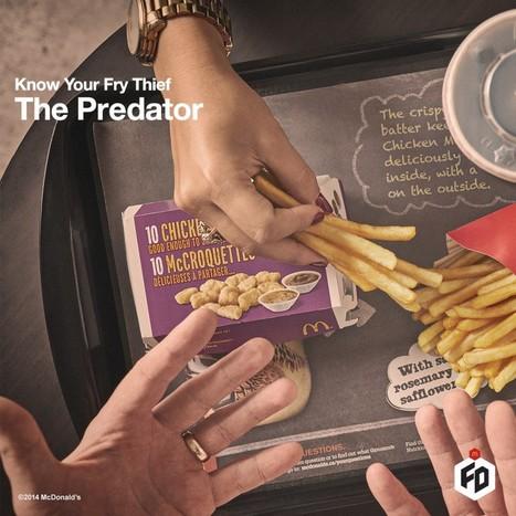Antifurto per patatine fritte | ■Marketing Creativo - ADV - Campaign | Scoop.it