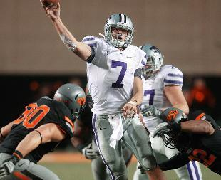Kansas State QB Collin Klein has his flaws, but also has 'will to win' - SportingNews.com | All Things Wildcats | Scoop.it