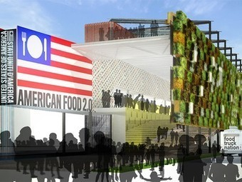Vertical farm planned for the U.S. Pavilion at the world's fair | Vertical Farm - Food Factory | Scoop.it
