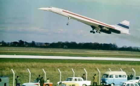 40 ans après son premier vol commercial, le Concorde toujours adulé | Aviation & Airliners | Scoop.it