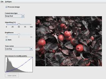 Convertir des images en noir et blanc simplement avec JGraphite | NootLe | Retouches et effets photos en ligne | Scoop.it
