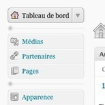 Personnaliser l'administration de WordPress | WordPress France | Scoop.it