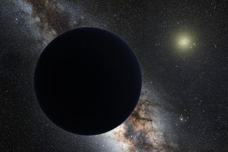 Planet Nine nous viendrait-elle d'un autre système solaire ? | Beyond the cave wall | Scoop.it