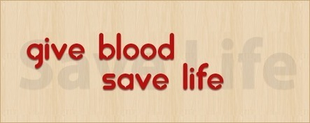 Our First Step   Give blood and Save Life   Scoop.it