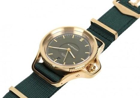 La nouvelle montre Givenchy Seventeen :. | L'essentiel Luxe & Lifestyle | Scoop.it