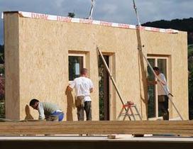 Construction sèche et RT 2012 : l'alternative économique | Le flux d'Infogreen.lu | Scoop.it