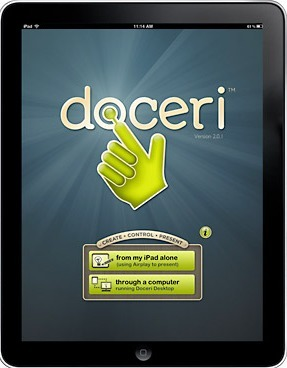What's New in Doceri 2.0 | Digital Presentations in Education | Scoop.it