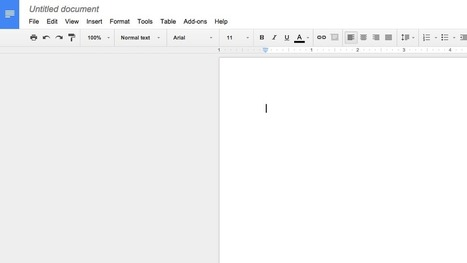 Now you can dictate to Google Docs, and it really works | Komando.com | EdTech Innovations | Scoop.it