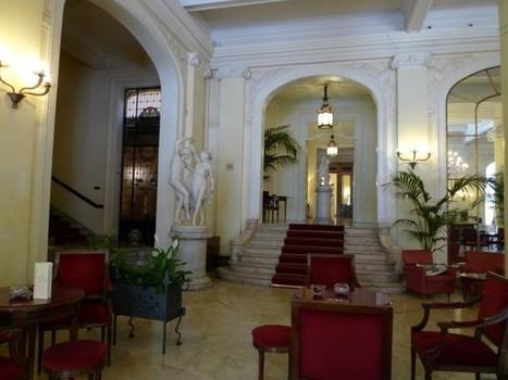 Palermo's Belle Epoque at  the Grand Hotel et des Palmes | Italia Mia | Scoop.it