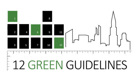 12 Directrices ecológicas para ciudades sostenibles | Gestión Ambiental y Desarrollo Sostenible | Scoop.it