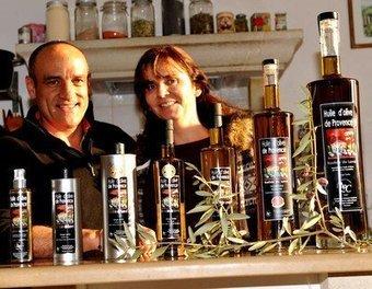 Une bonne huile d'olive, ça se lit d'abord sur l'étiquette | La ... | oenologie en pays viennois | Scoop.it