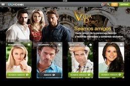 Da Univision un servizio multipiattaforma per seguire meglio e interagire con le telenovelas   Social TV: we live on .it   Scoop.it