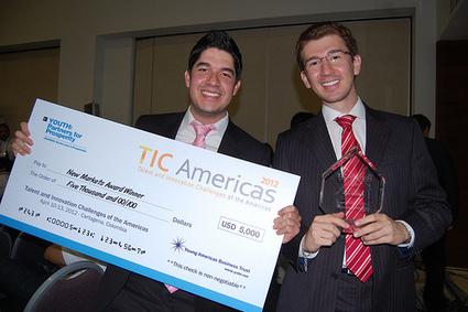 Conoce a los 16 emprendimientos finalistas de TIC Américas 2013 | Tecnología y Educación | Scoop.it