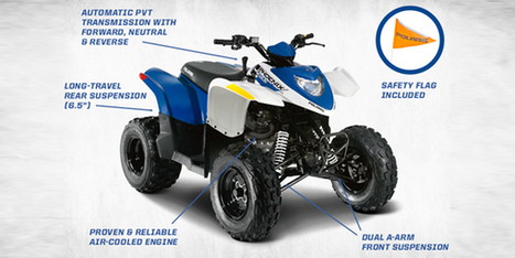 ATV Insurance - Why It's Important to Insure Your Recreational Vehicles? | All Terrain Vehicles | Scoop.it