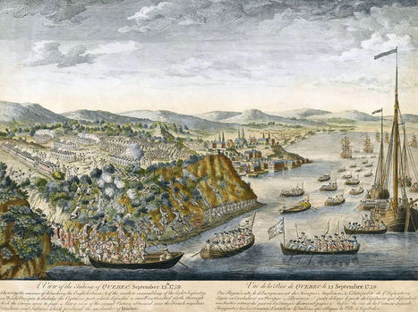 7. Wars with the English 1685-1763 - Canadian History Portal - HCO | GenealoNet | Scoop.it