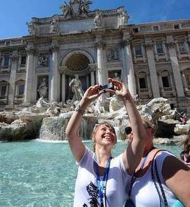 Turismo: lieve aumento presenze in Ue - Top News | ALBERTO CORRERA - QUADRI E DIRIGENTI TURISMO IN ITALIA | Scoop.it
