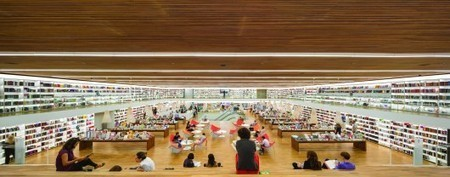 Brazilian Bookstore Scores Best Retail Interior Prize   Action Retail Outfitters   Retail Store Design   Scoop.it